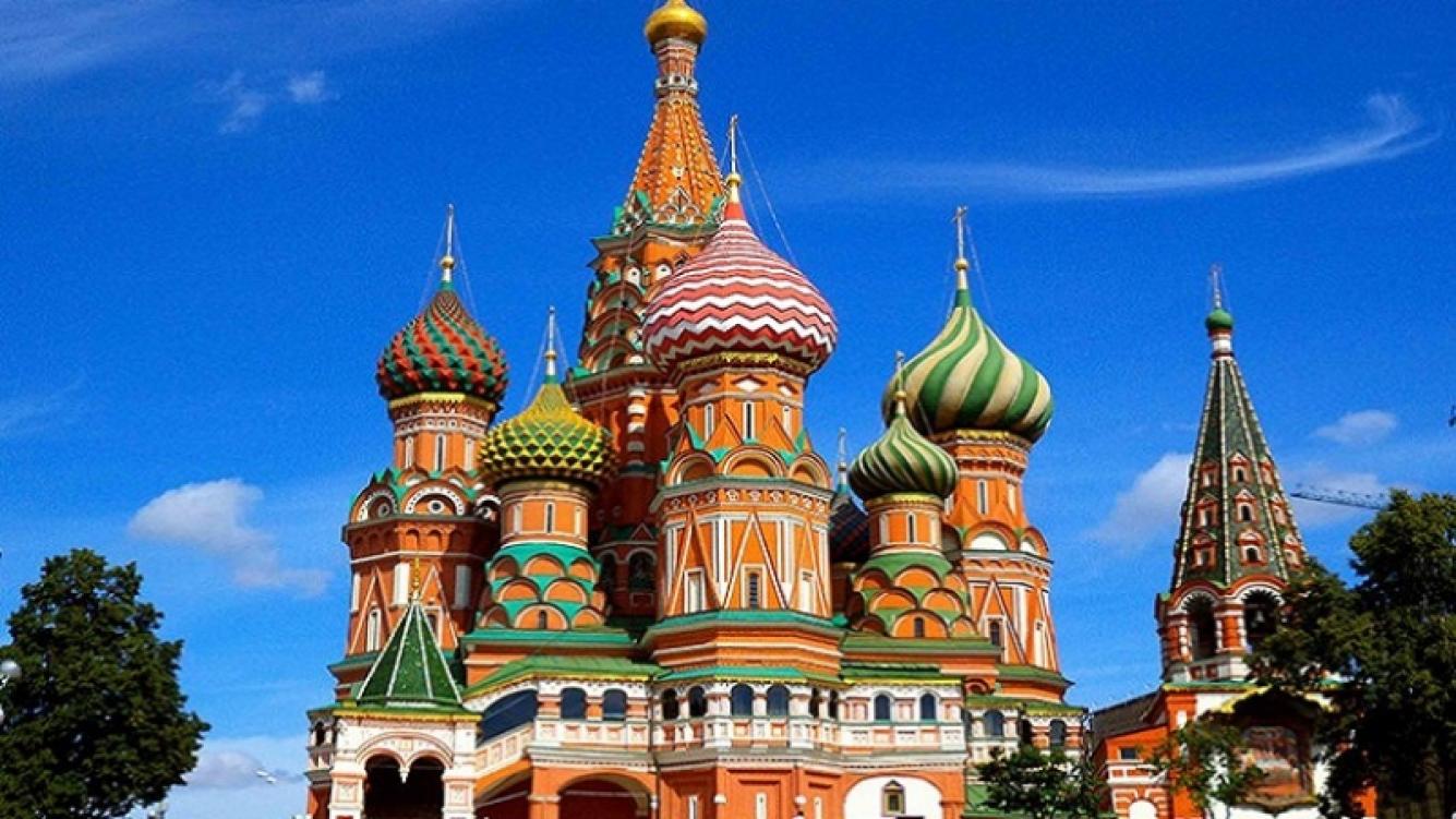 Lugares que deben visitar los hinchas que viajen al Mundial de Rusia 2018