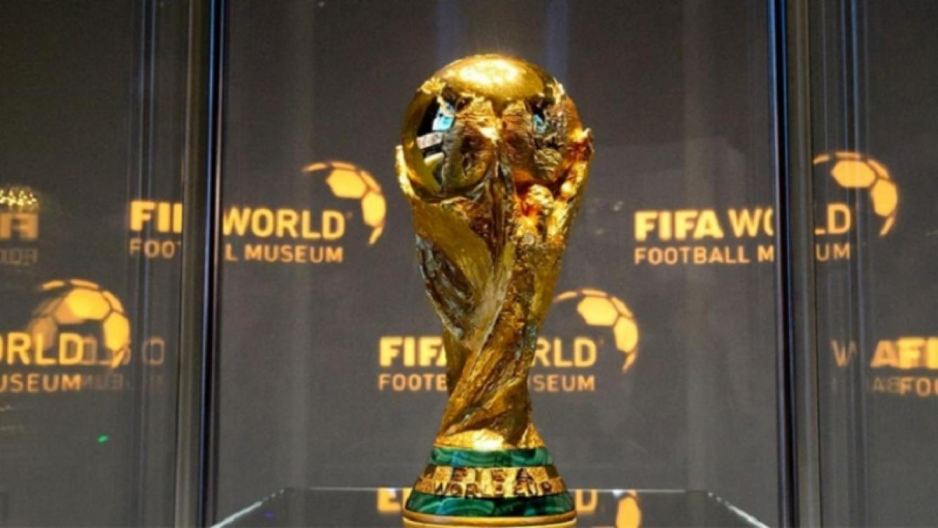 Ocho curiosidades del trofeo del Mundial de Rusia 2018