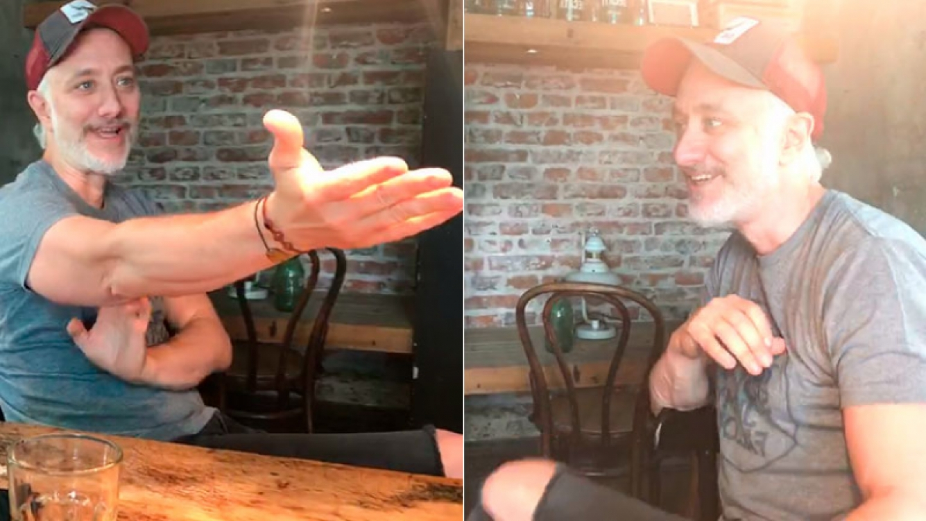 Andy Kusnetzoff en una charla íntima con Ciudad.