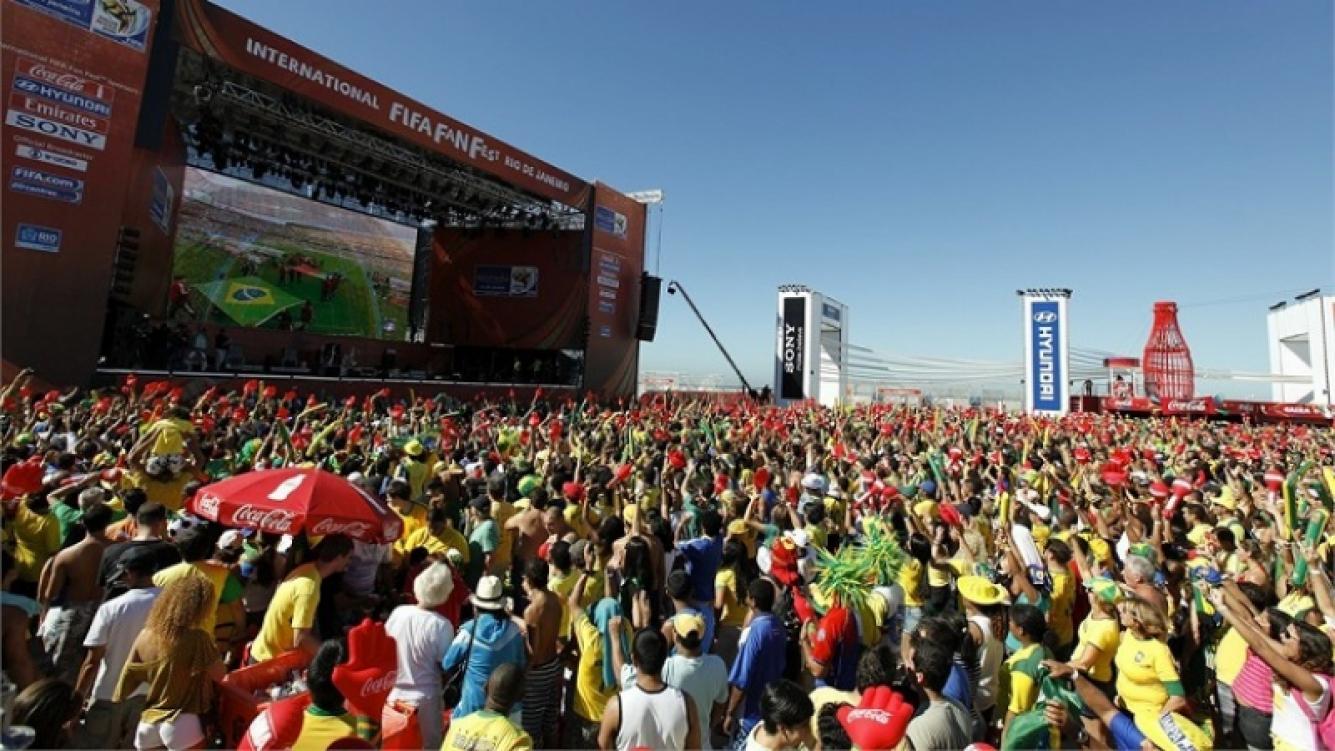 Mundial de Rusia 2018: los Fan Fest son una experiencia para disfrutar a pleno