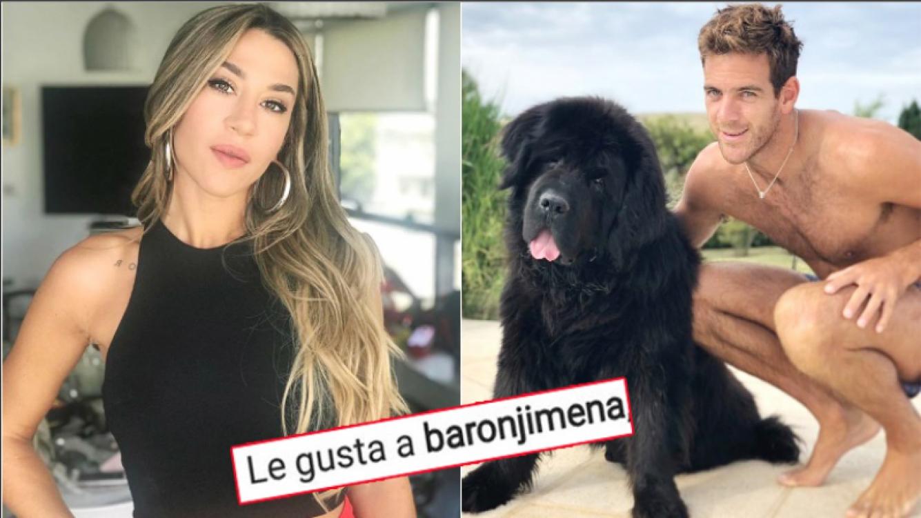 """El """"me gusta"""" de Jimena Barón al doloroso posteo de Juan Martín del Potro (Fotos: Instagram)"""