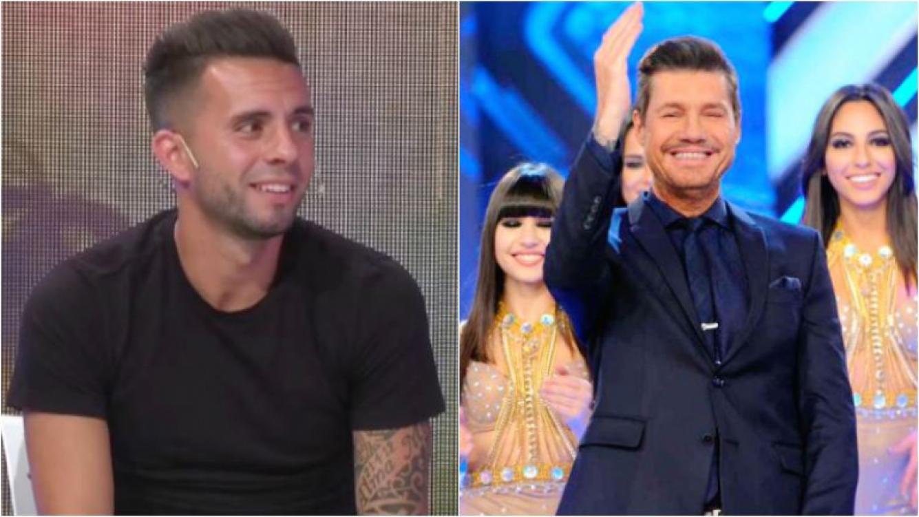 La respuesta de Tinelli a la autopostulación de Matías Defederico: Me gusta mucho para Bailando 2018