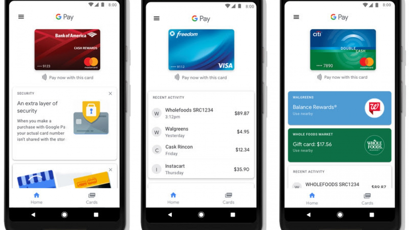 Google reemplazará a Android Pay y Google Wallet
