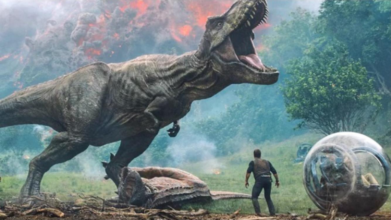 """Se viene la película """"Jurassic World 3"""" (Foto: Web)"""