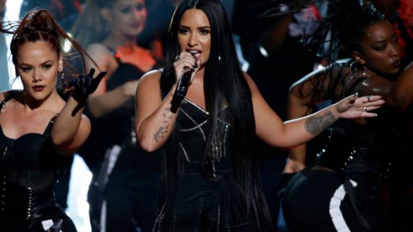 Demi Lovato: mirá su colección de grandes sencillos