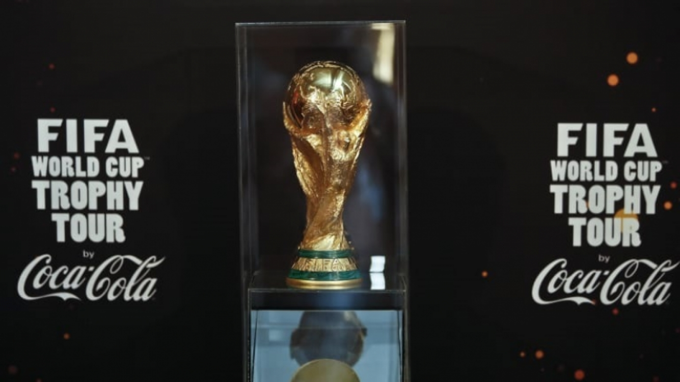 La gira del trofeo de la Copa del Mundo llegó a su ecuador