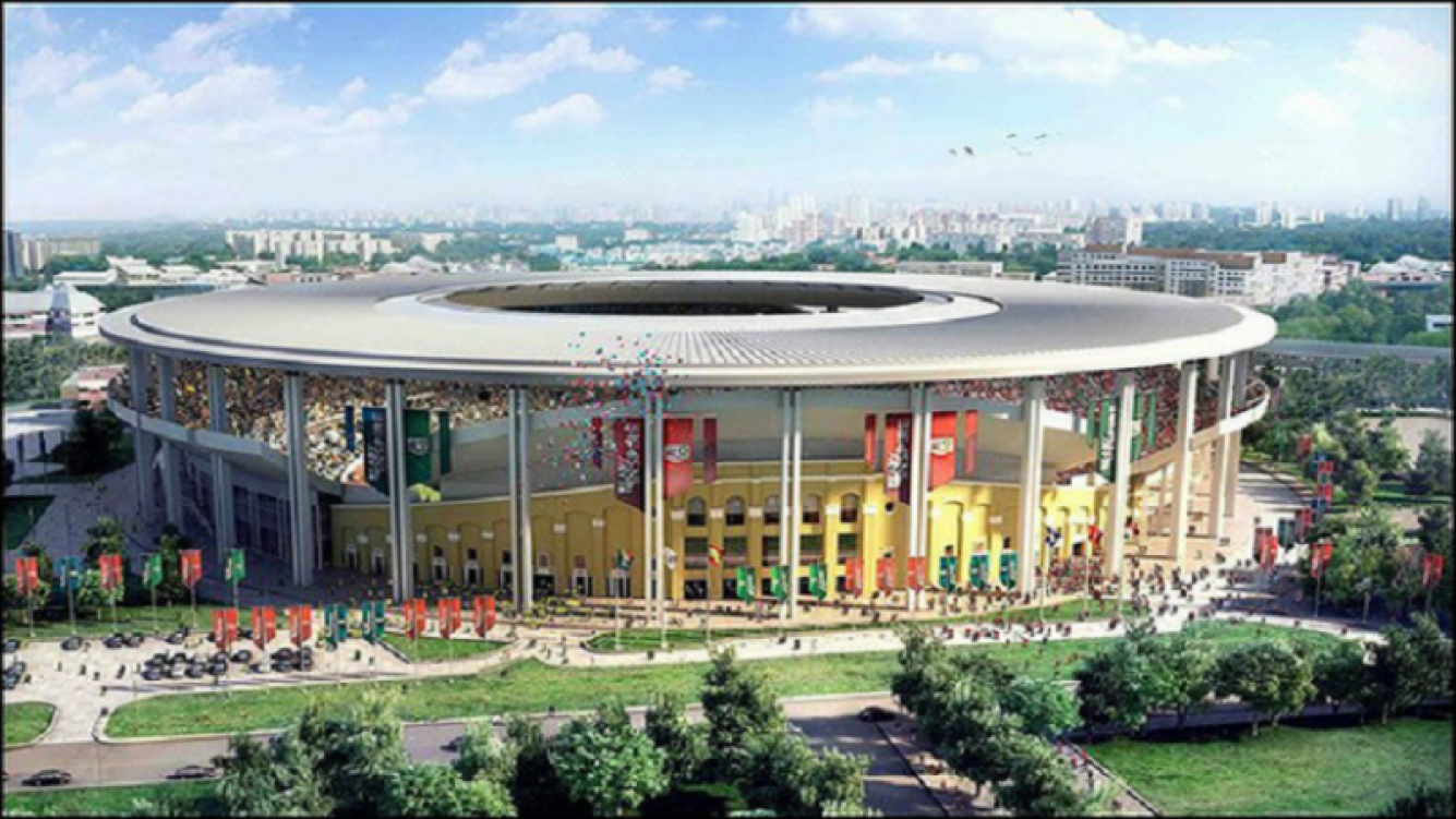 Ekaterimburgo está lista para recibir el Mundial de Rusia 2018