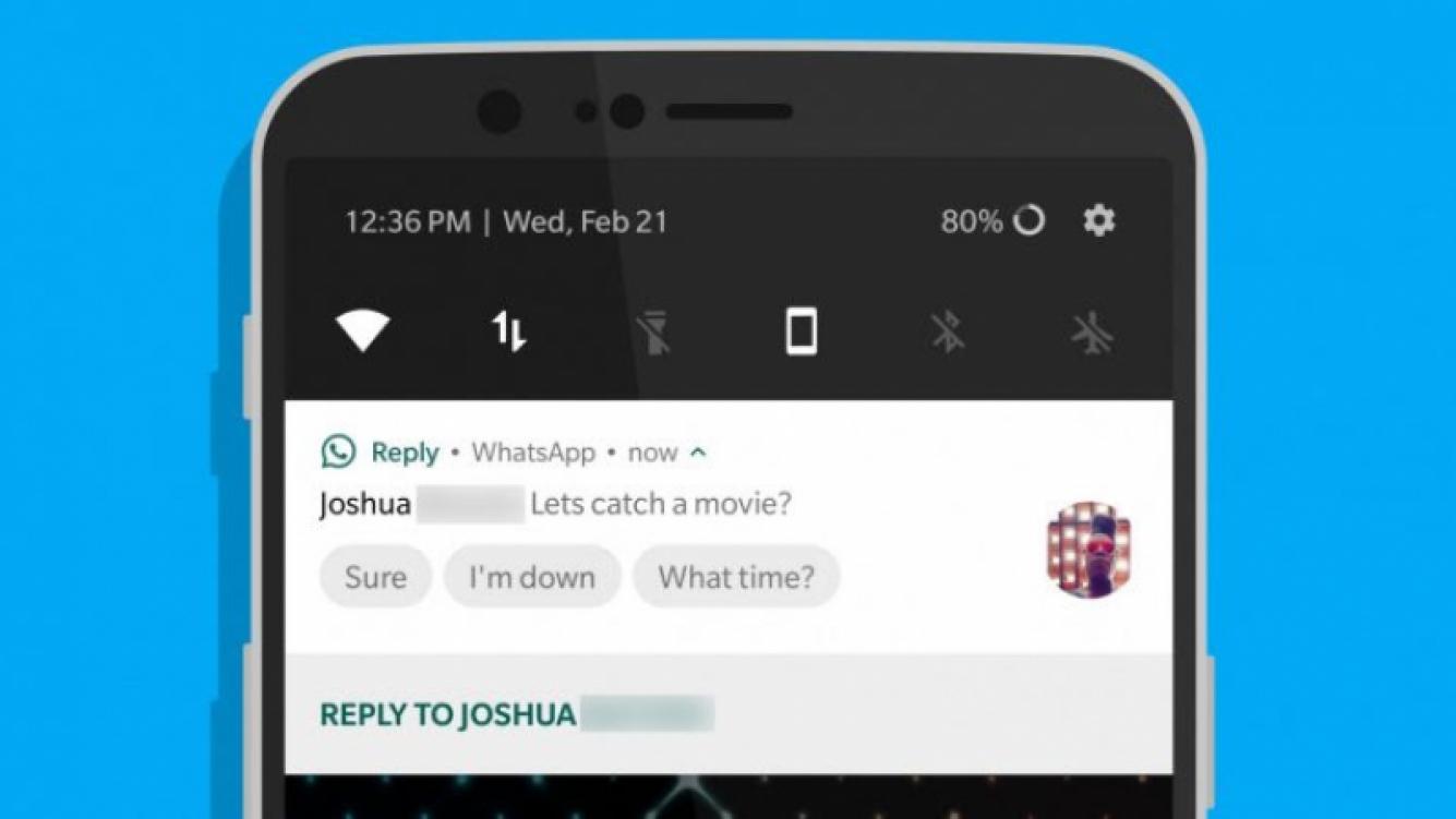 Llegó Google Reply, la aplicación para contestar mensajería instantánea