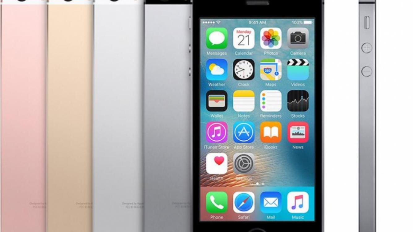 El iPhone SE 2 con carga inalámbrica será expuesto en el WWDC 2018