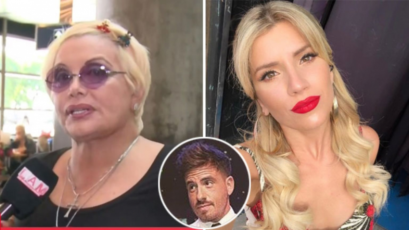 La picante declaración de Carmen Barbieri sobre la separación de Fede Bal y Laurita Fernandez: No me importa ni el...