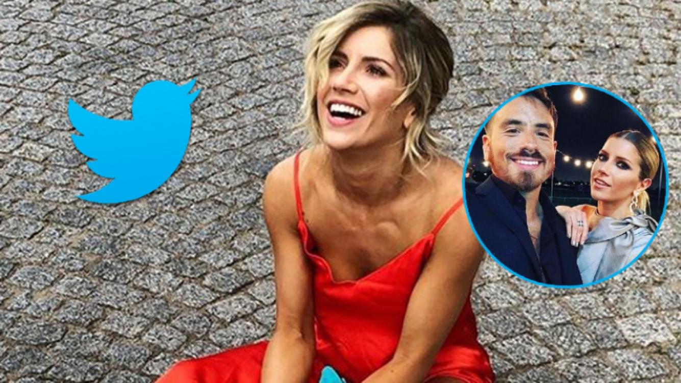 Laurita Fernández y un chiste sobre su soltería en Twitter.