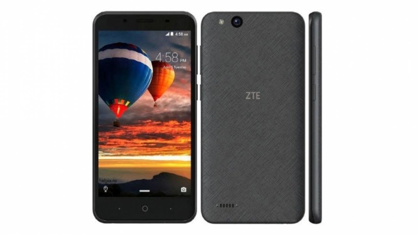 Tempo Go de ZTE es el primer smartphone con Android Go