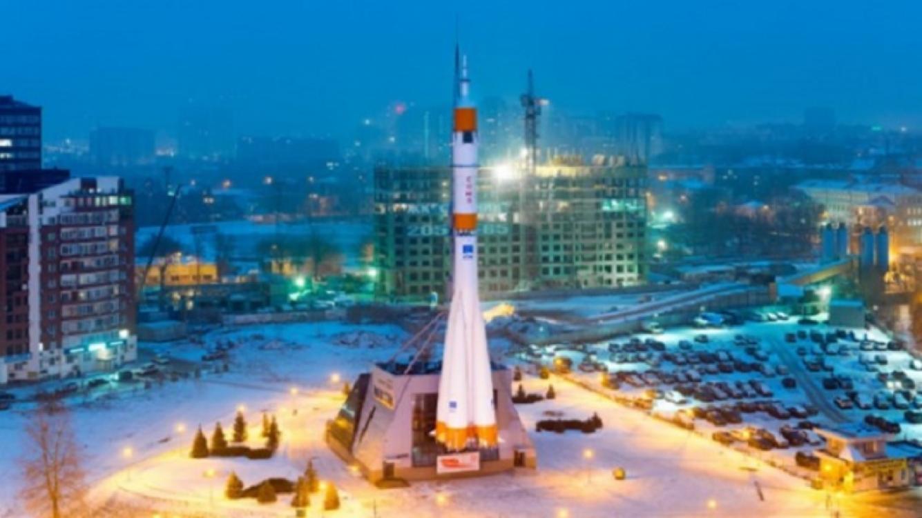 La ciudad de Samara está preparada para recibir a los hinchas durante el Mundial de Rusia 2018