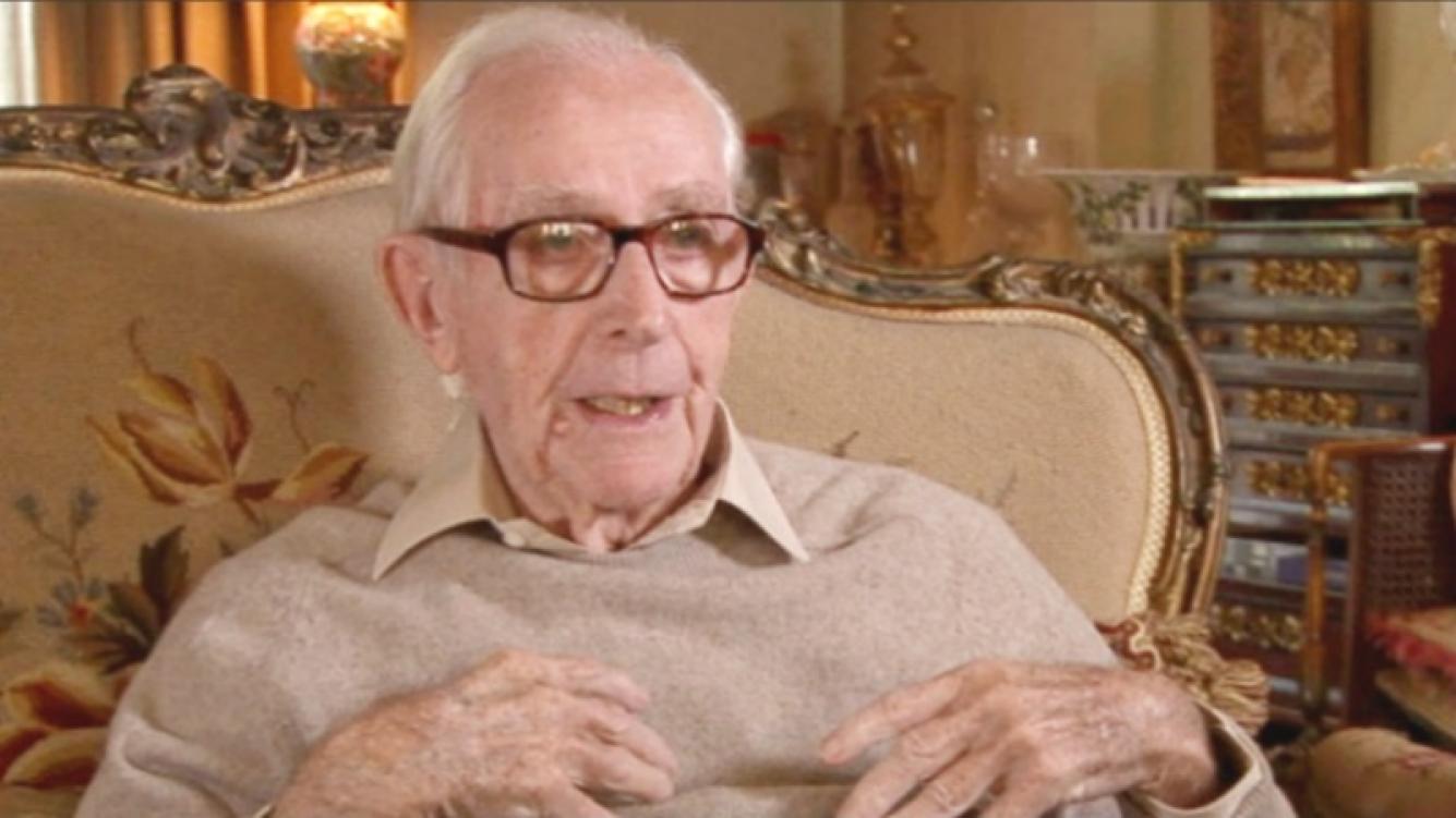 """A los 97 años murió Lewis Gilbert, director de """"Alfie"""" (Foto: Web)"""