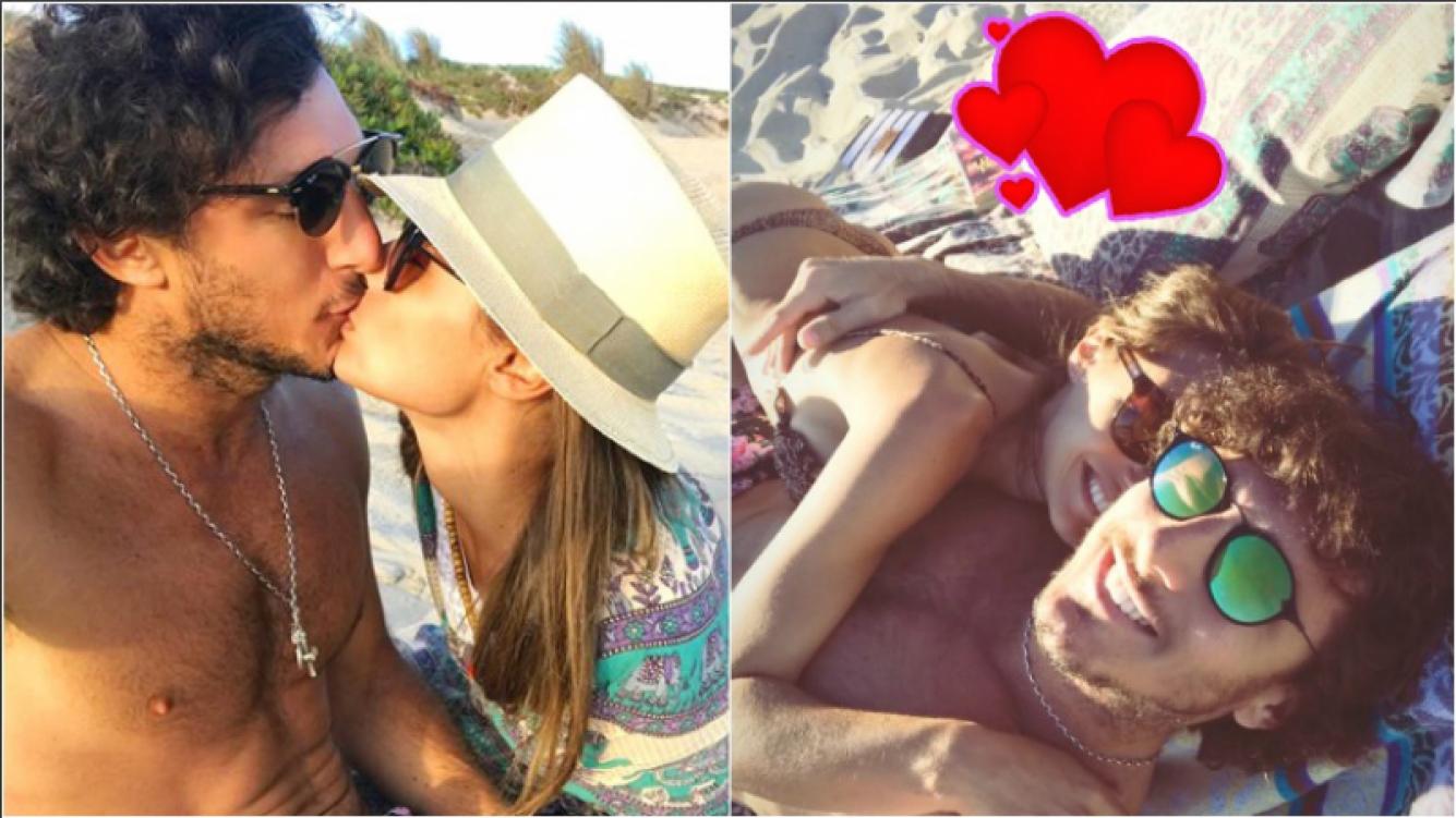 Las postales súper románticas de Pampita y Pico Mónaco desde Punta del Este (Fotos: Instagram e Instagram Stories)