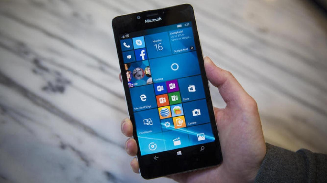 Microsoft podría discontinuar la serie de smartphones de Windows Lumia