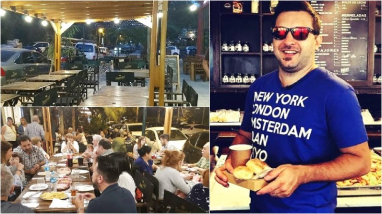 El nuevo emprendimiento de Diego Bracatelli: inauguró una cervecería en Ingeniero Maschwitz (Fotos: Instagram)