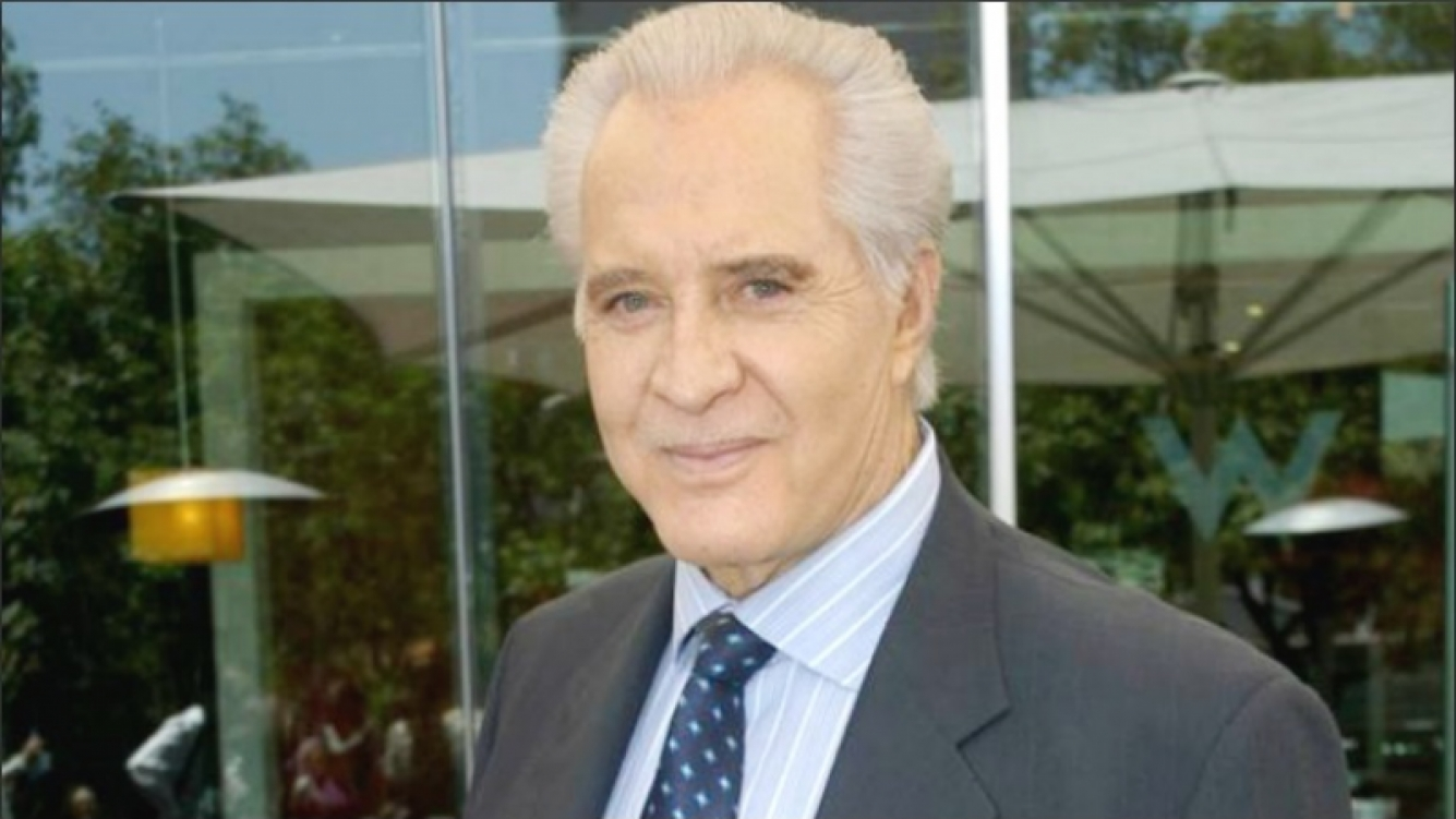 Ha muerto el primer actor Rogelio Guerra