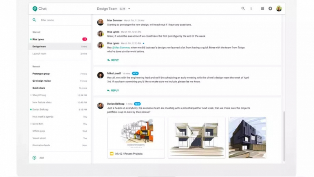 Dropbox y Google anuncian la integración multiplataforma de sus servicios empresariales