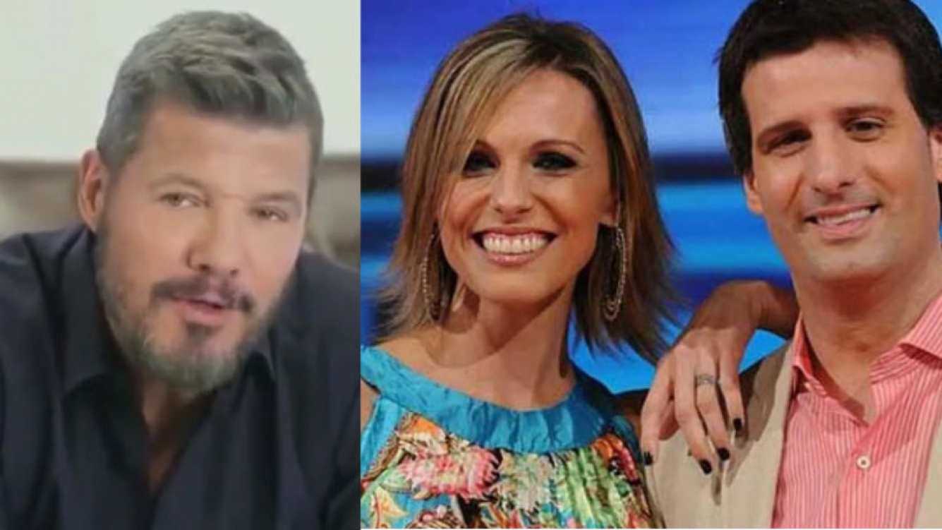 José María Listorti y Denise Dumas vuelven a hacer televisión juntos