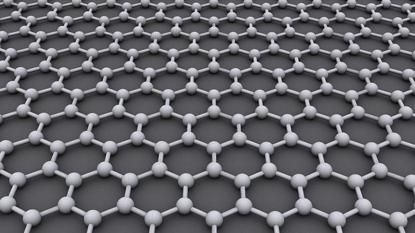 Extraña superconductividad nace entre láminas de Grafeno