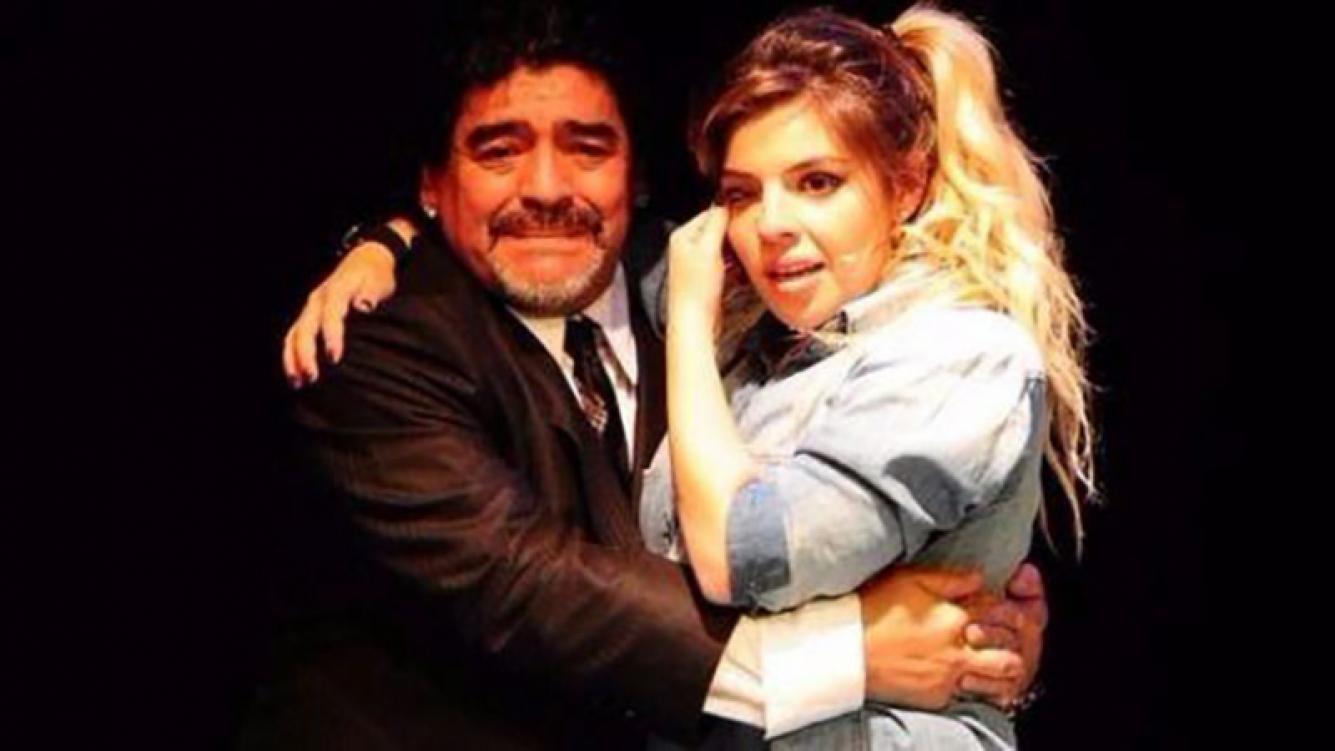 Diego Maradona, ¿ausente con aviso al casamiento de Dalma?