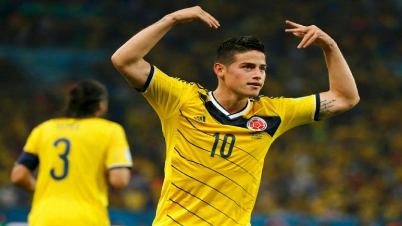 Mundial de Rusia 2018: James Rodríguez es la esperanza de Colombia