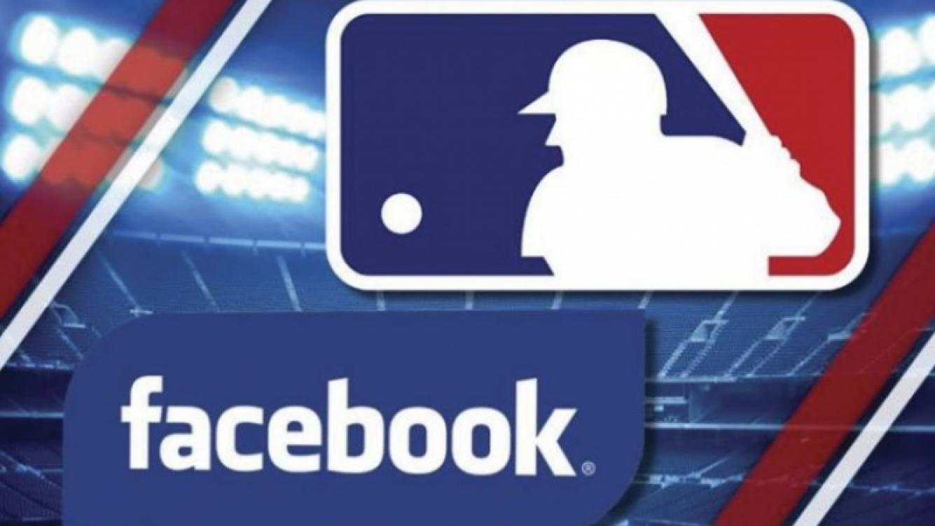 Facebook cerró un trato con la Major League Baseball de Estados Unidos