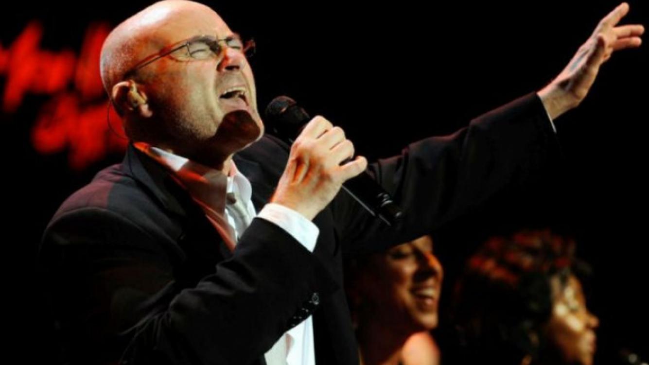 Los primeros pasos en la carrera de Phil Collins