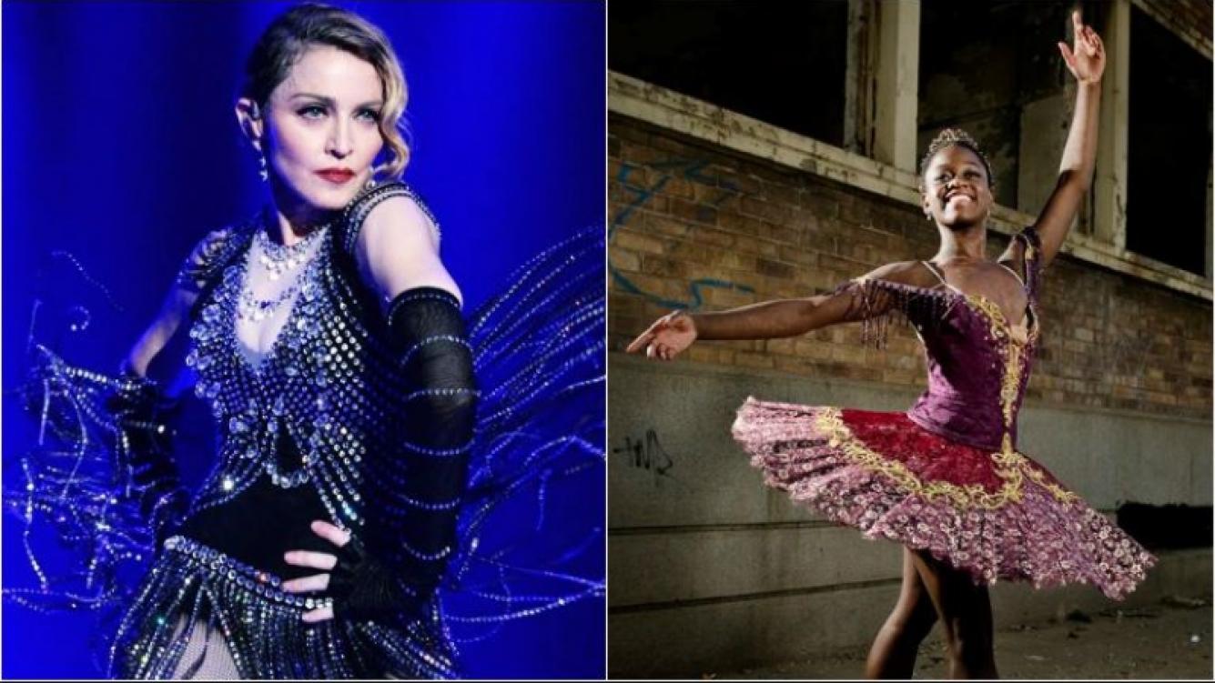 Madonna dirigirá película sobre una bailarina de Sierra Leona
