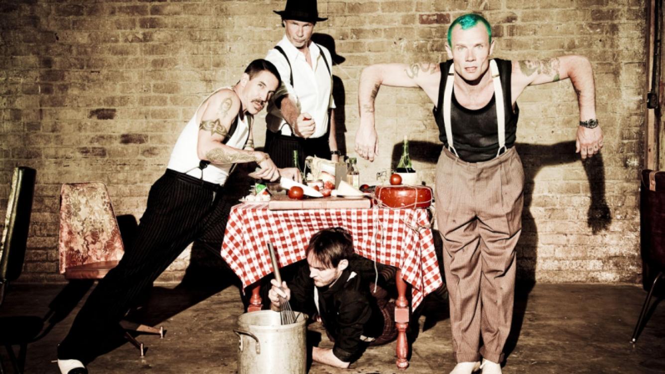 Disfrutá de las grandes creaciones musicales de Red Hot Chili Peppers