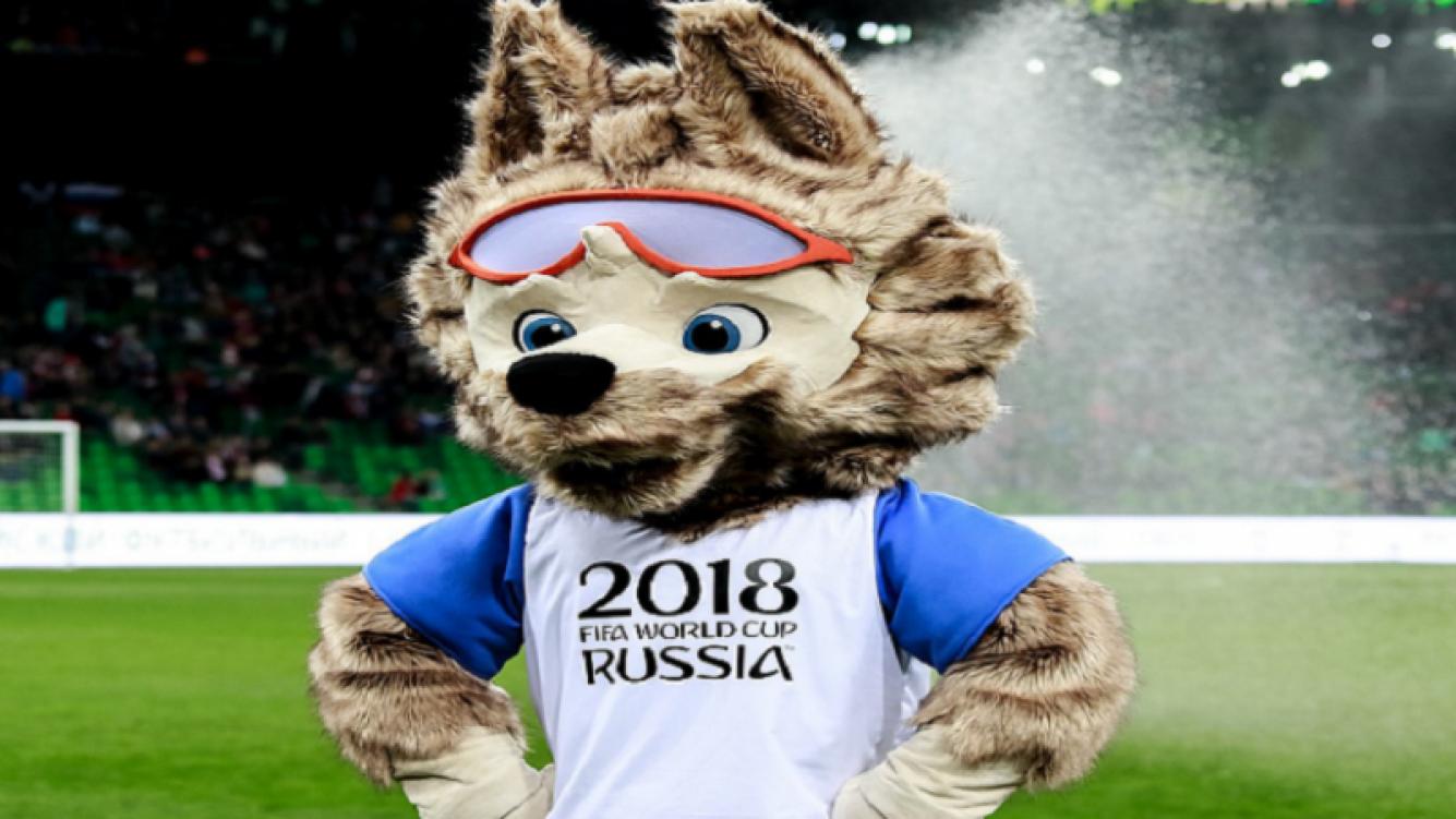 Datos poco conocidos de Zabivaka, el lobo que será la mascota de Rusia 2018