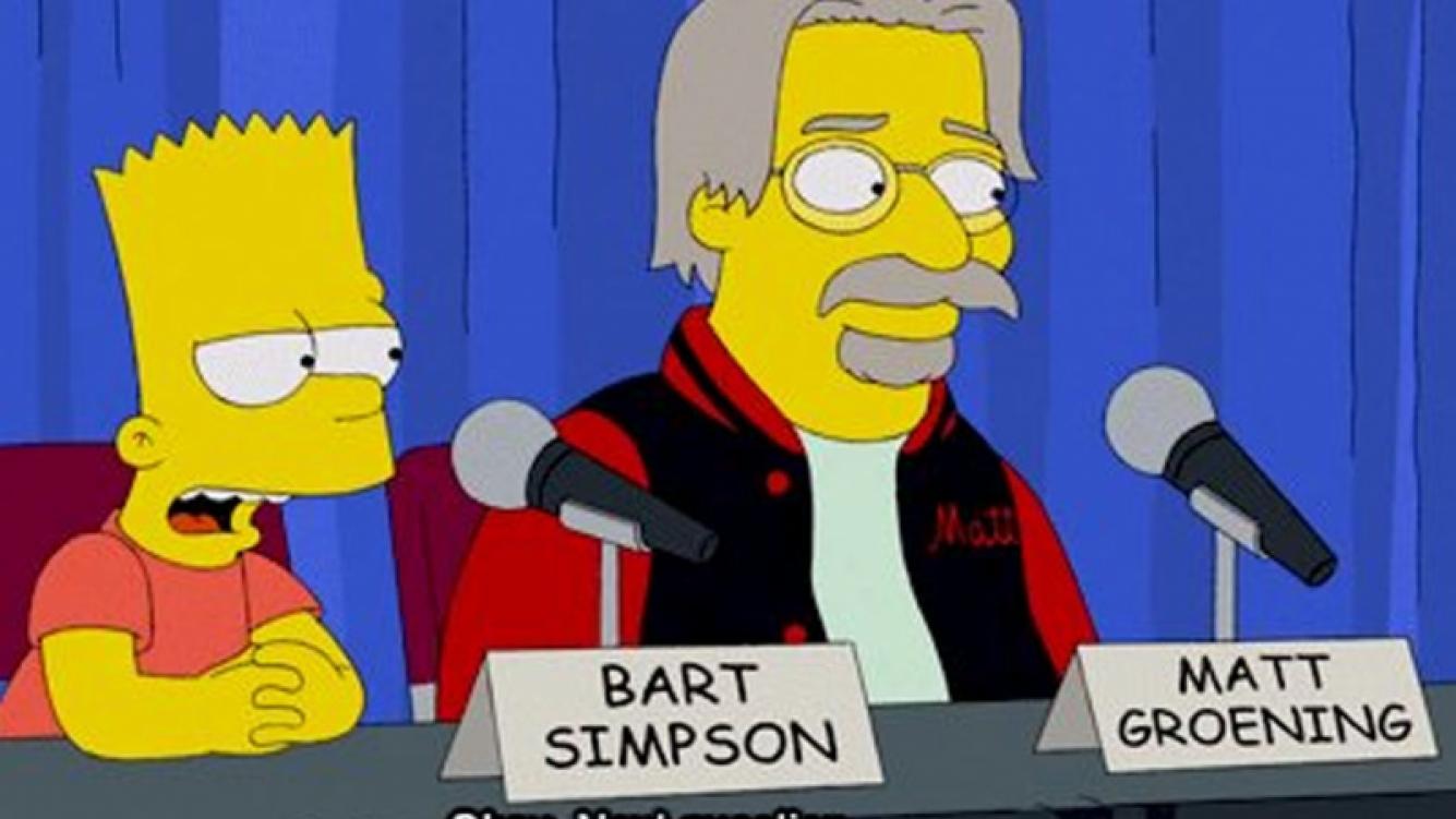 Las similitudes de Los Simpson con ¿la vida real de su creador?