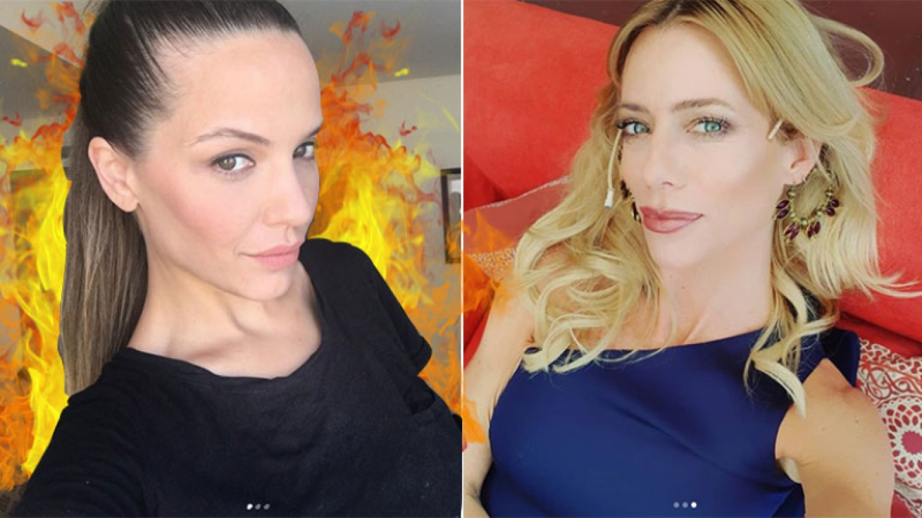 Ivana Figueiras, durísima y sin filtro contra Nicole Neumann.