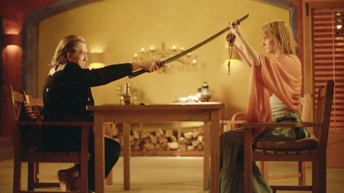 Grandes escenas de Quentin Tarantino como director