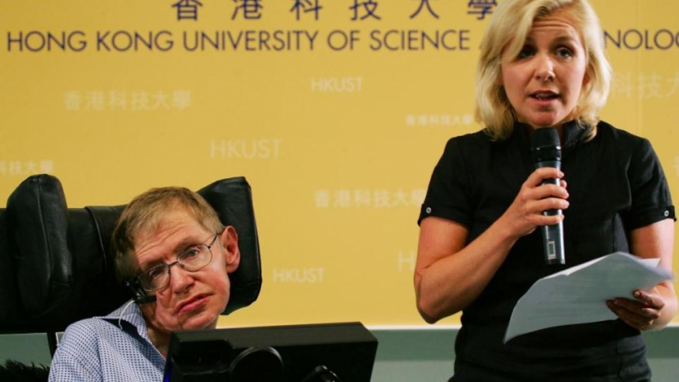 Los hijos de Stephen Hawking: su madre siempre les hizo saber que su padre los amaba