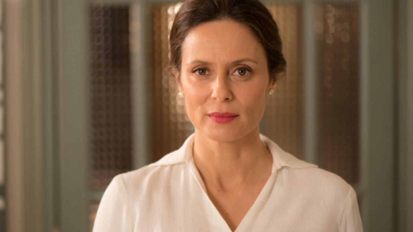 "Aitana Sánchez-Gijón, actriz de Velvet: ""Me gusta interpretar roles desafiantes"""