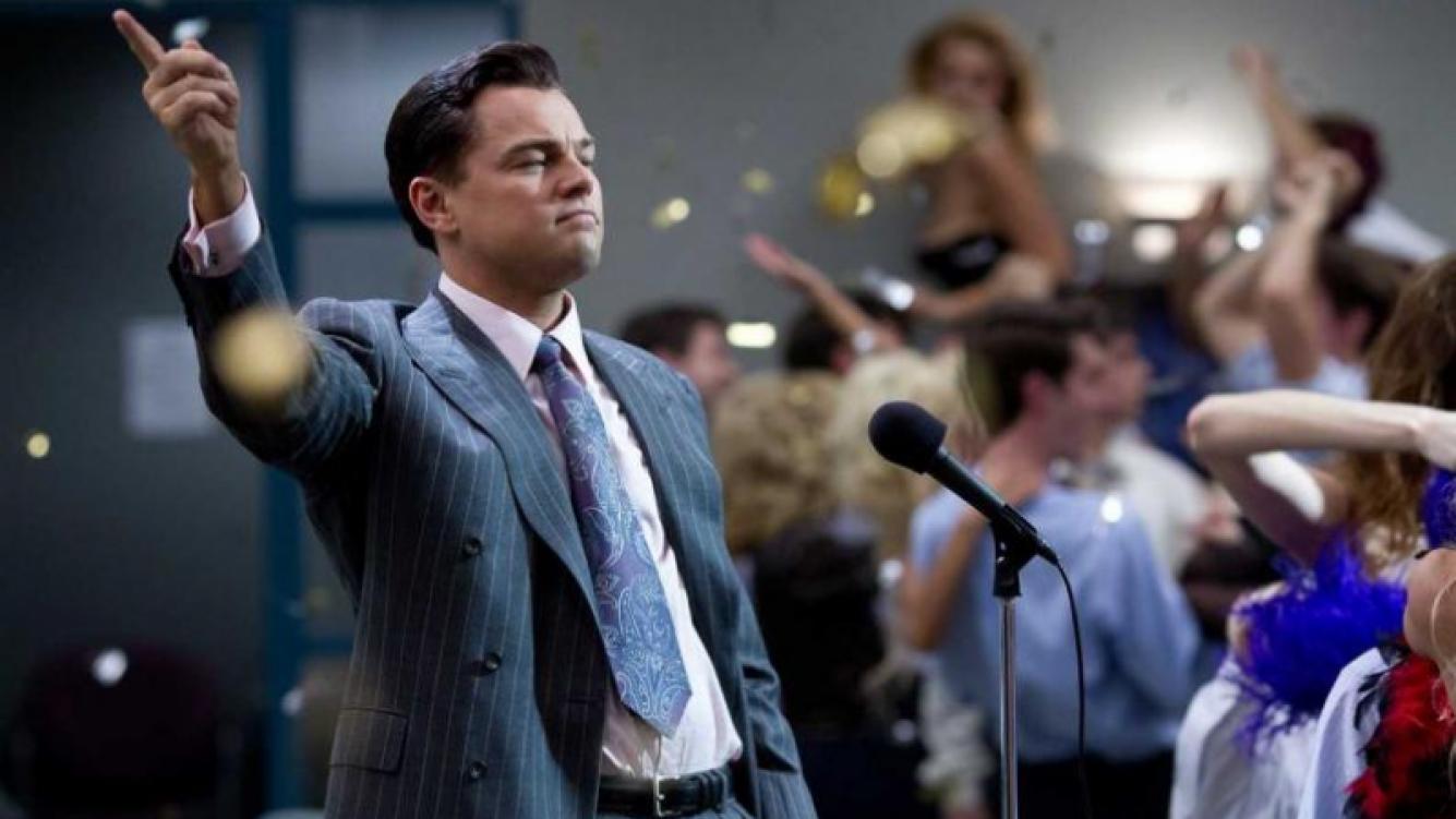 Leonardo DiCaprio en su faceta como productor