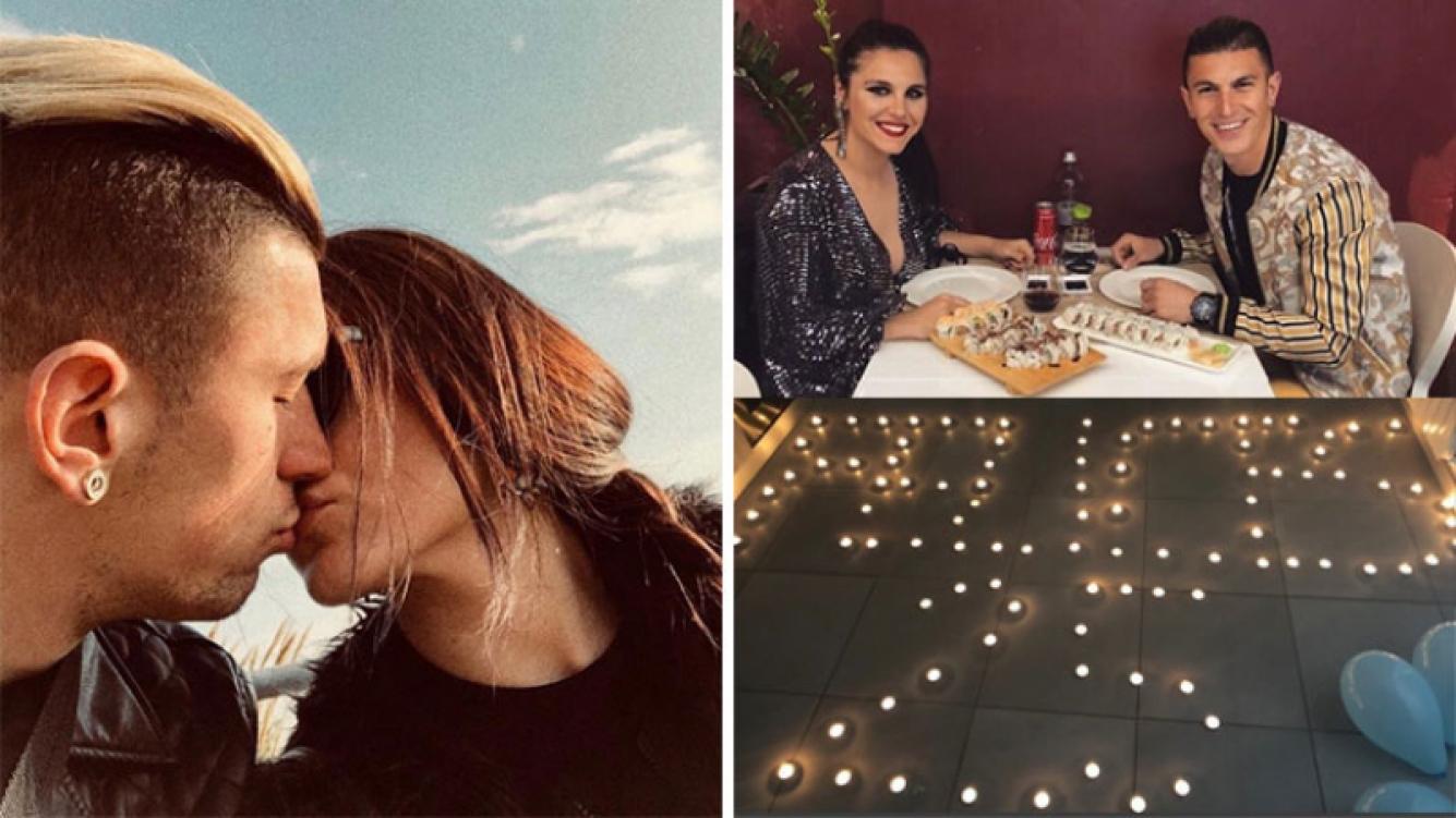 Ivana Icardi le festejó los 25 a Luifa Galesio. (Foto: Instagram)