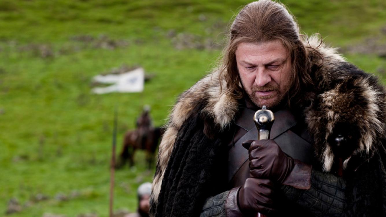 """Sean Bean de Games Of Thrones: """"Ned fue un ancla para mucha gente, estoy orgulloso de eso"""""""