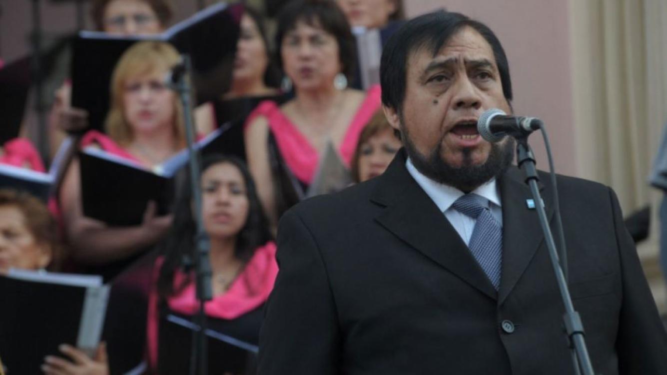En Radio Nacional, Zamba Quipildor interpretará la Misa Criolla de Ariel Ramírez