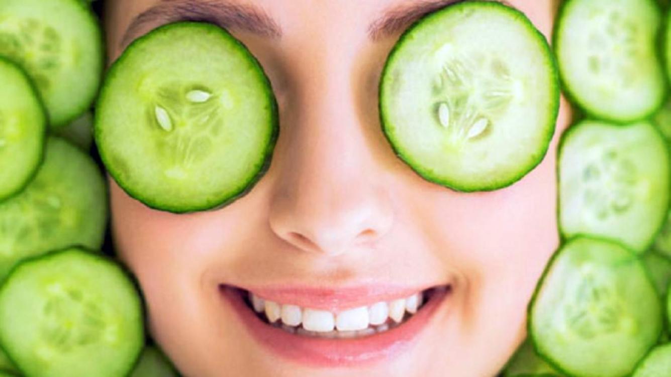 Beneficios cosméticos del pepino