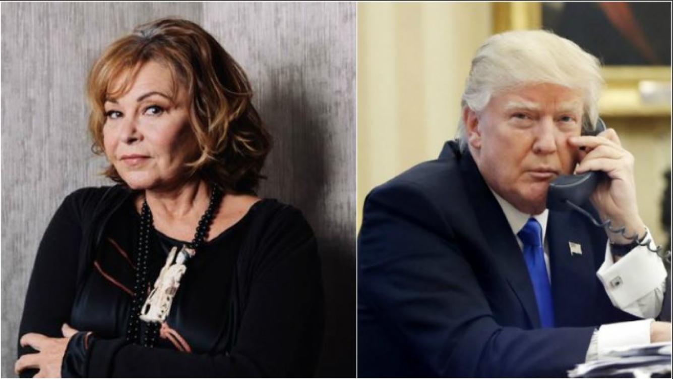 Roseanne Barr, tras el exitoso regreso de su sitcom: Donald Trump me llamó y tuvimos una conversación emocionante