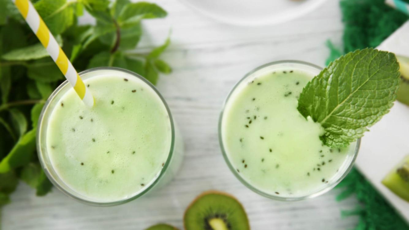 Batidos verdes: la mejor fórmula para mantenerse en forma