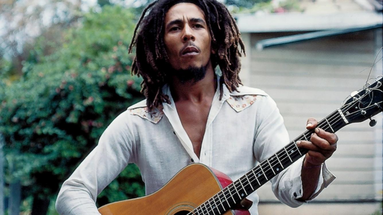 Cuatro curiosidades que quizás desconocías de Bob Marley