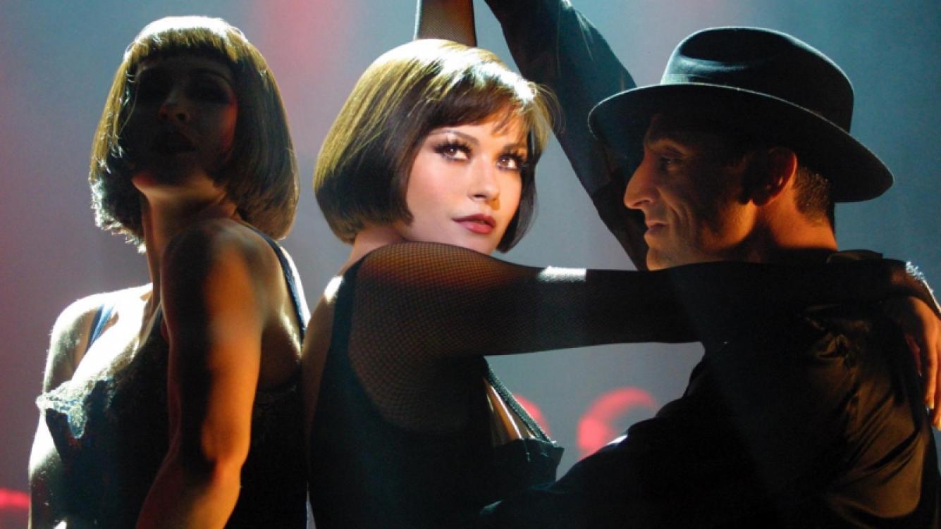Grandes escenas de la diosa Catherine Zeta-Jones