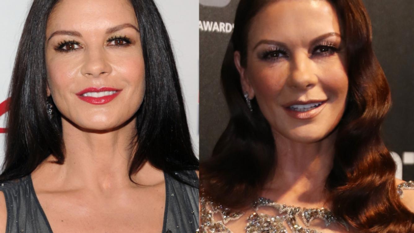 ¿Catherine Zeta-Jones se sometió a alguna cirugía plástica?