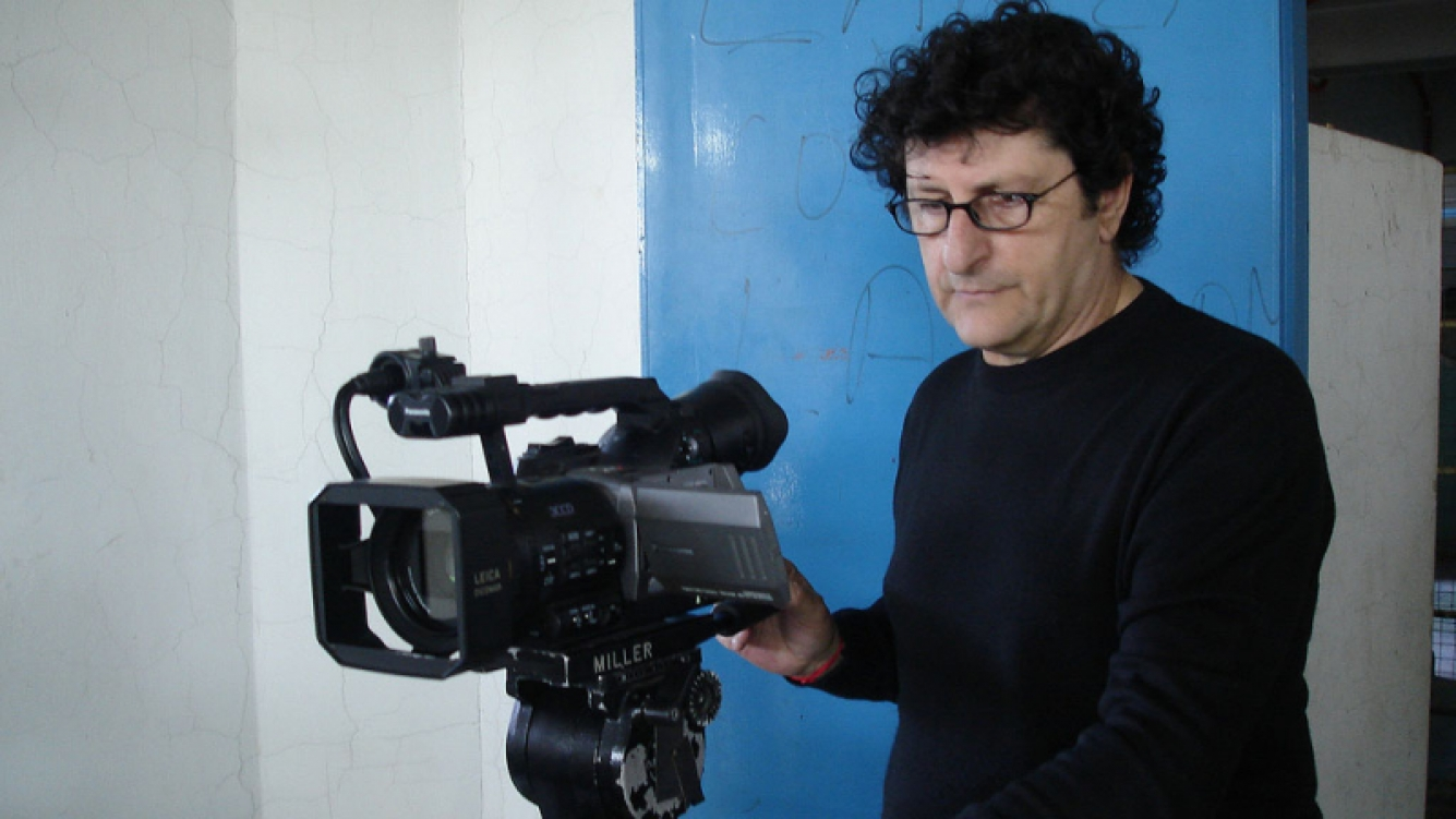 El cineasta Raúl Perrone vuelve al Bafici con Expiación
