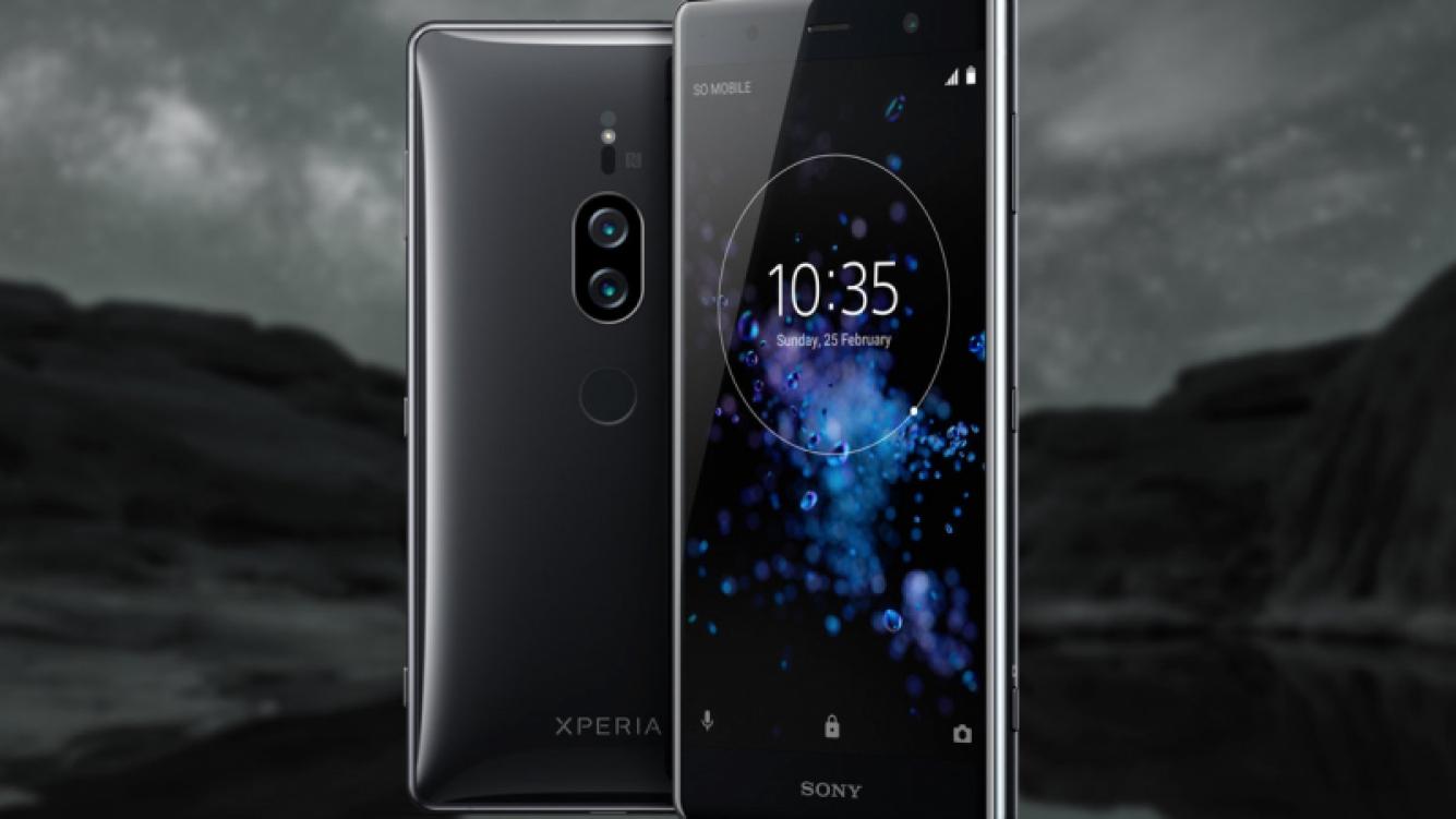 Sony Xperia XZ2 Premium: lo más nuevo en smartphones