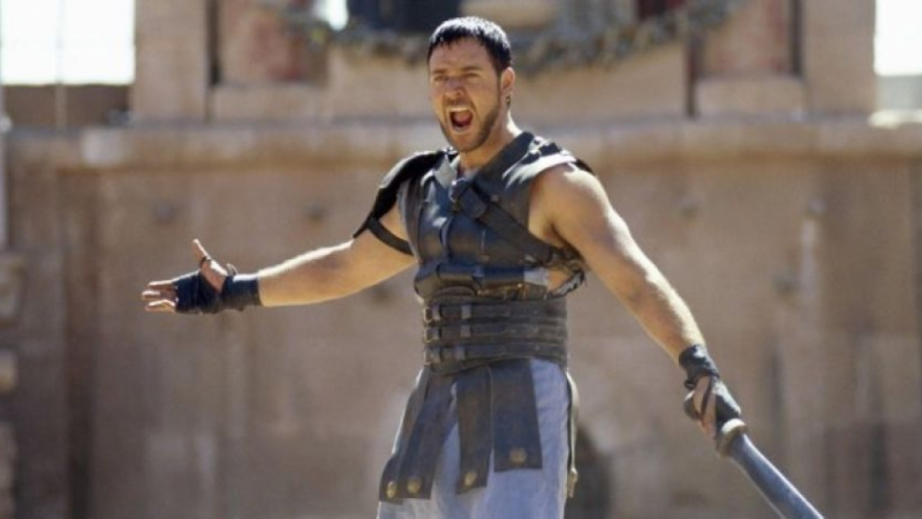 Datos poco conocidos de Gladiador, la película protagonizada por Russell Crowe